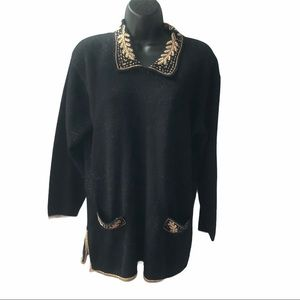 Vintage Jacklyn Smith Sweater Size L